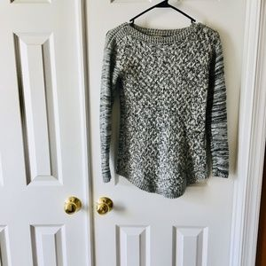 It's Our Time Grey Sweater XS